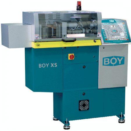 BOY XS, fröccsöntő gépek