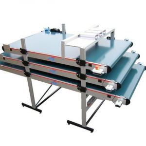 Multi-Story conveyor belts and lift systems